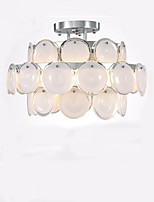 cheap -QIHengZhaoMing Chic & Modern Chandelier Ambient Light 110-120V 220-240V, Warm White, Bulb Included