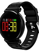 cheap -Smartwatch Touch Screen / Water Resistant / Water Proof / Pedometers Pedometer / Activity Tracker / Sleep Tracker Bluetooth4.0 /