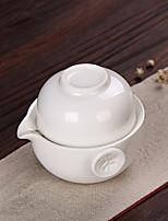 Недорогие -Фарфор Heatproof / Креатив 2pcs Ситечко для чая