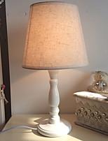 Недорогие -Модерн Декоративная Настольная лампа Назначение Спальня / В помещении Пластик 220-240Вольт
