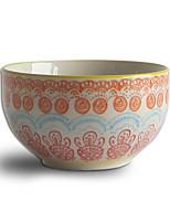 cheap -1 pc Earthenware Cute / Creative Dining Bowl, Dinnerware