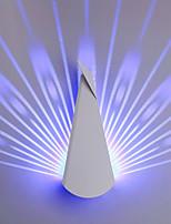 Недорогие -Оригинальная обувь Настенные светильники Спальня / Кабинет / Офис / В помещении Металл настенный светильник IP44 220-240Вольт 9W