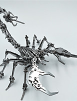 cheap -3D Puzzle Scorpion Animal Creative / Cool Stainless Steel Adults / Teenager Gift