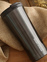 cheap -Drinkware Stainless Steel / PP+ABS Vacuum Cup Portable / Heat-Insulated / Heat Retaining 1pcs