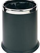 cheap -Kitchen Cleaning Supplies Plastics / Metal Waste Bins Simple 1pc