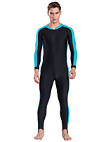 cheap -SBART Men's Dive Skin Suit Quick Dry, Breathable, Comfortable Nylon Swimwear Beach Wear Watersports / High Elasticity