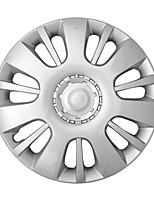 cheap -1 Piece Hub Cap 14 inch Fashion Plastic / Metal Wheel CoversForuniversal General Motors All years