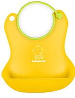 abordables -bavoir doux et confortable confortable imperméable pour le dîner de bébé et les tout-petits