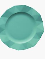 cheap -1 pc Ceramic Creative / Cool Dinner Plate, Dinnerware