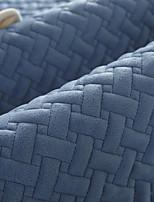 baratos -Cobertura de Sofa Sólido / Geométrica Impressão Reactiva Poliéster Capas de Sofa