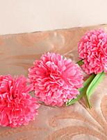 abordables -Fleurs artificielles 1 Une succursale Fleurs de mariage Fleurs éternelles Fleur de Table
