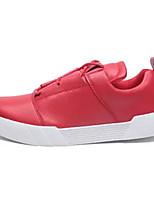 economico -Per uomo Scarpe Tulle Autunno Comoda Sneakers Bianco / Nero / Rosso