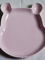 cheap -1 pc Ceramic Heatproof / Creative / Lovely Fruit Bowls & Baskets, Dinnerware