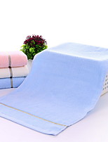 cheap -Fresh Style Bath Towel Wash Cloth, Solid Colored Superior Quality Poly / Cotton 100% Cotton