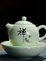 Недорогие -1шт Керамика Кофе и чай Heatproof / Творческая кухня Гаджет ,  12*12*8.5cm