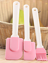 cheap -Bakeware tools Silicone Creative Kitchen Gadget / DIY For Bread / For Cookie / For Cupcake 3pcs