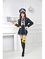 cheap -Inspired by Touken Ranbu Cosplay Anime Cosplay Costumes School Uniforms Fashion / Sailor Coat / Shirt / Belt For Unisex