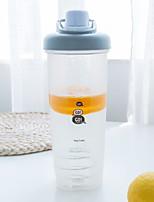 cheap -Drinkware Plastics Tumbler Portable / Heat-Insulated 1pcs