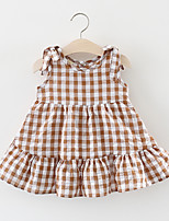 cheap -Toddler Girls' Geometric Sleeveless Dress