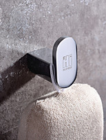 abordables -Crochet à Peignoir Design nouveau Moderne Laiton 1pc - Salle de Bain Montage mural