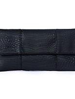 cheap -Women's Bags PU Evening Bag Buttons Gray / Coffee / Light Purple