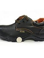 cheap -Men's Shoes PU(Polyurethane) Summer Comfort Sneakers Black