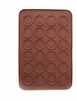 cheap -Kitchen Tools Silicon Portable Mold For Cake / For Cookie / For Chocolate 1pc