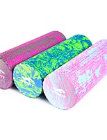 """cheap -Foam Roller / Yoga Roller Exercise & Fitness / Gym Massage / Non Toxic High Quality EVA / Eco-friendly Material 5 1/2"""" (14 cm)"""