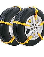 economico -10 pezzi Auto Catene da neve Lavoro Tipo di fibbia For Car Wheel For Motori generali Motori generali Tutti gli anni