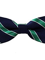 cheap -Unisex Cute / Party Bow Tie - Striped Bow