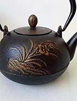 Недорогие -Чугун Heatproof 1шт Чайник