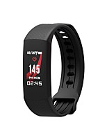 cheap -Smartwatch Touch Screen / Water Resistant / Water Proof / Calories Burned Pedometer / Activity Tracker / Sleep Tracker Bluetooth4.0