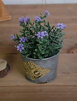 Недорогие -Искусственные Цветы 1 Филиал Деревня Ромашки Букеты на стол