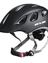 abordables -GUB® Adultos Casco de bicicleta 19 Ventoleras CE / CPSC Certificación Resistente a Golpes, Ajustable EPS, ordenador personal Ciclismo / Bicicleta - Negro / Rojo / Azul