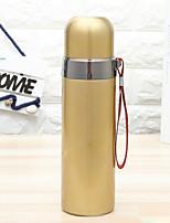 abordables -Drinkware Acier Inoxydable Vacuum Cup Portable / Athermiques / Retenant la chaleur 1pcs
