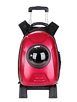 cheap -Dogs / Rabbits / Cats Carrier & Travel Backpack Pet Carrier Portable / Waterproof / Mini Creative / Fashion / British Red / Blue / Rose