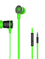 cheap -G20 In Ear Wired Headphones Dynamic Copper Gaming Earphone with Volume Control Headset