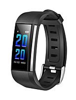 cheap -Smart Bracelet Touch Screen / Heart Rate Monitor / Water Resistant / Water Proof Pedometer / Activity Tracker / Sleep Tracker Bluetooth4.0