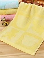 cheap -Fresh Style Wash Cloth, Cartoon Superior Quality Poly / Cotton Woven Jacquard 1pcs