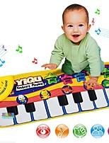 Недорогие -Музыкальное одеяло Музыка Принц Принцесса Взаимодействие родителей и детей 1pcs Высокое качество Милый Дети Подарок