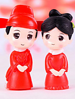 cheap -2pcs ABS+PC European StyleforHome Decoration, Gifts Gifts