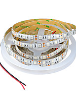 cheap -5m Flexible LED Light Strips 300 LEDs SMD5050 Dual Light Source Color Cuttable / Waterproof / Linkable 12 V 1pc