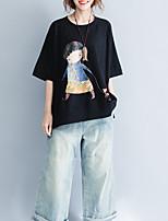 cheap -Women's Cotton T-shirt - Portrait