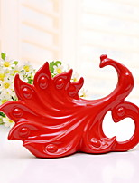 cheap -2pcs Ceramic Modern / ContemporaryforHome Decoration, Home Decorations Gifts