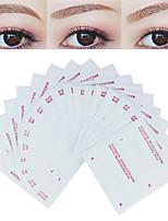 Недорогие -24pcs штук Шаблон для бровей Other Глаза / Лицо Переносной / Универсальная профессиональный уровень / Портативные Макияж / наборы