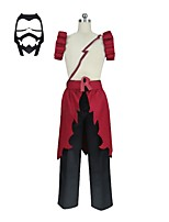 economico -Ispirato da My Hero Battaglia Academy For All / Boku no Eroe Academia Cosplay Anime Costumi Cosplay Abiti Cosplay Altro Senza maniche