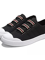 cheap -Men's Shoes Rubber Summer Comfort Sneakers Black / Gray / Red
