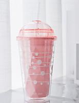 cheap -Drinkware Plastics / PP+ABS Tumbler Portable / Heat-Insulated 1pcs