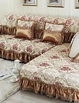cheap -Sofa Cover Geometric Jacquard Polyester / Cotton Slipcovers