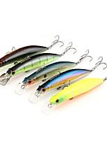 cheap -1pcs pcs Hard Bait Hard Bait Plastics Spinning / Jigging Fishing / Freshwater Fishing